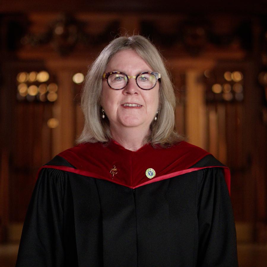 Chaplain Sharon Kugler's Blessing for Graduates