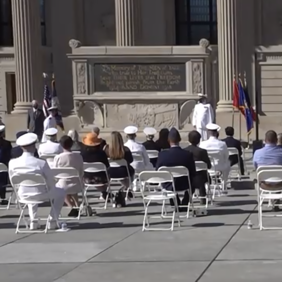 ROTC Joint Military Commissioning Ceremony